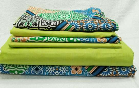 Turkish Pure cotton fitted bedsheets image 7