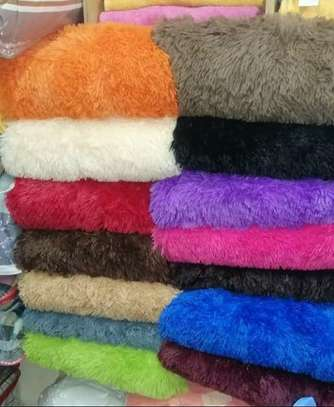 Fluffy carpets 5 by 8 image 1