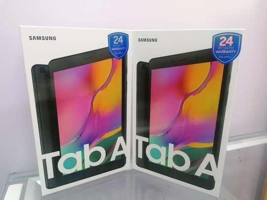 "Samsung Galaxy Tab A (2019) 8.0"" 2GB RAM+32GB (Single SIM) - Black image 1"