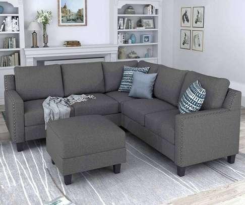 Sofa+Footrest image 1