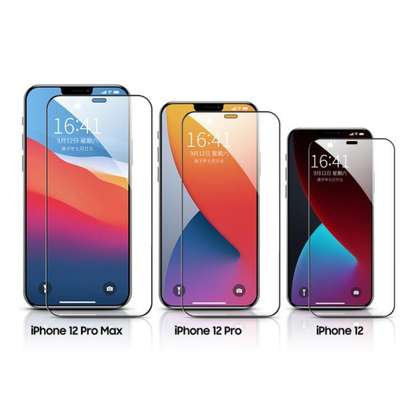 5D Full Glue Protective Tempered Glass Protector For iPhone 12/12 Mini/12 Pro /12 Pro Max image 3
