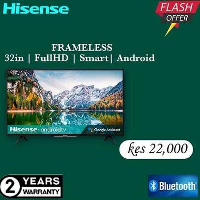 32 Hisense Android Frameless - Flash Sale image 1