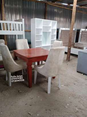 Four seater Dining table for sale in Nairobi Kenya image 1