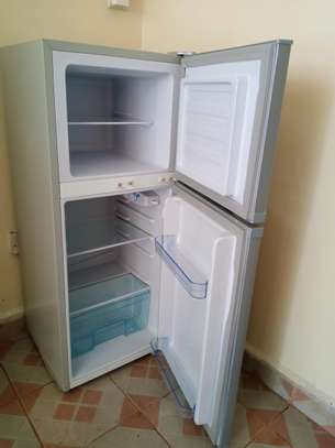 ICECOOL 118 LITRES DOUBLE DOOR DIRECT COOL FRIDGE -BCD118 image 7