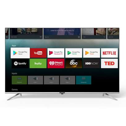 Skyworth Android TV 55 Inches Frameless image 1