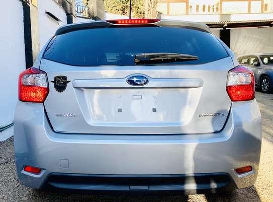 Subaru Impreza 1.6i Sport image 4