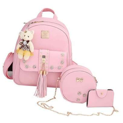 Fashion Monkey Backpack 3 in 1
