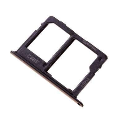 Replacement Dual/Single SIM Tray SD Card Reader for Samsung Galaxy A6 2018/A6 Plus 2018 image 4