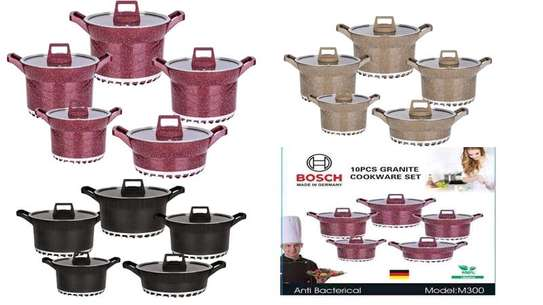 Bosch cooking pots from Germany image 1