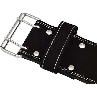 Gym Belts 100% Leather image 3