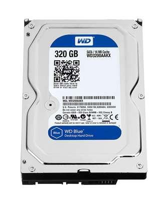 320GB brand new hard disk image 1