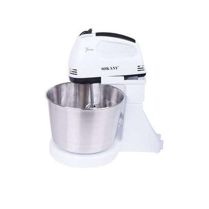 Sokany Multi-Pro 7 Speed Stand Mixer With Bowl image 2