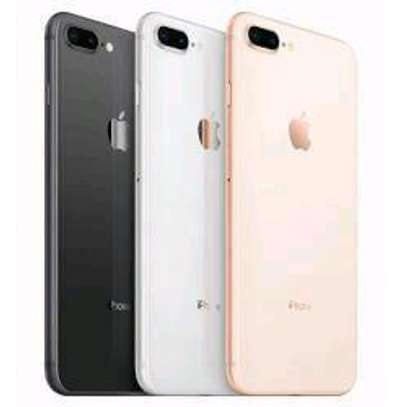 iPhone 8 Plus 256GB NEW WITH 2 YEARS WARRANTY AND ONE YEAR SCREEN WARRANTY image 1
