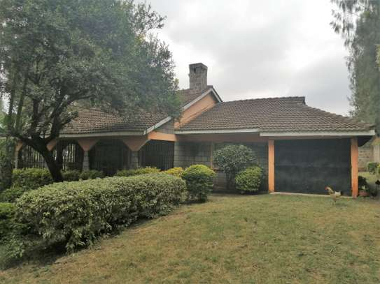 Four bedrooms bungalow to let in Ololua Ngong image 3