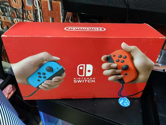 Nintendo Switch(pre-owned) image 1