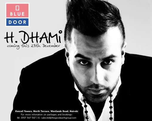 H Dhami Live