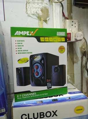 ampex woofer 2.1 image 1