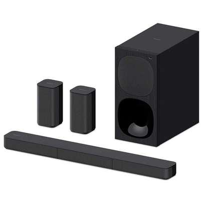 Sony 400W HOME CINEMA SOUNDBAR, 5,1CH HT-S20R-B,Fm,USB,SD  CARD image 1