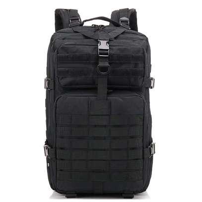 Black quality military combat desert bags image 1