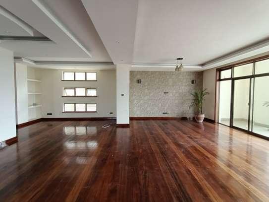 4 bedroom apartment for rent in Kileleshwa image 5