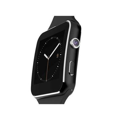 Smart Watch Phone MTK6260 Camera - Black image 2