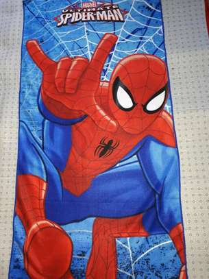 kids cartoon towels image 2