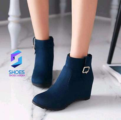Pure Suede Ankle boots image 4