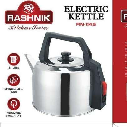 Rashnik Stainless Steel BODY Electric Kettle image 2