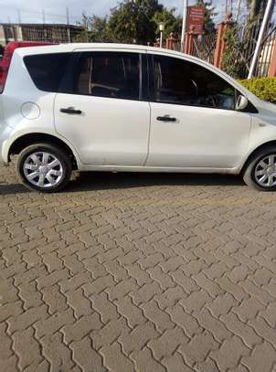 Nissan Note 2009 model on quick sale image 9