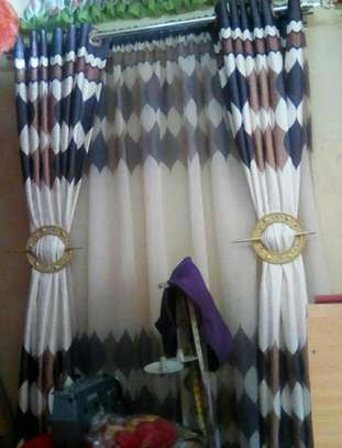 Elegant home decor curtains image 1