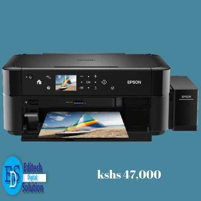 Epson L850 Photo All-in-One Ink Tank Printer image 1