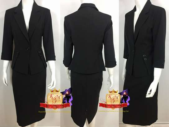 Plus Size Skirt Suits Made in UK image 7