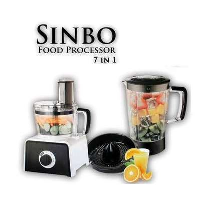 7 in 1 Food Processor, Blender, Juicer image 1
