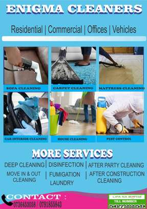 Enigma Cleaners image 2