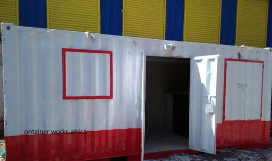 20ft shipping containers image 7