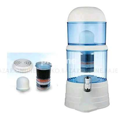 Water purifier stand alone