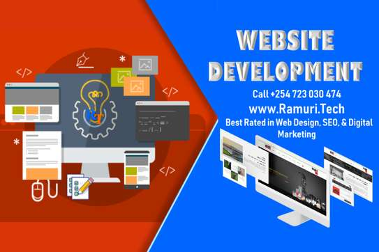 Web Design and Development image 1