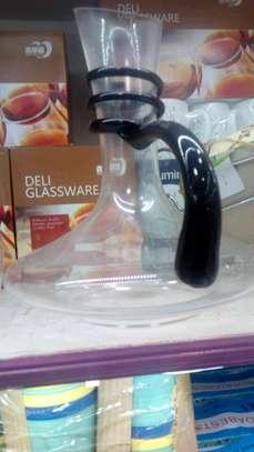Wine decanter/glass wine decanter/2lts wine decanter image 2