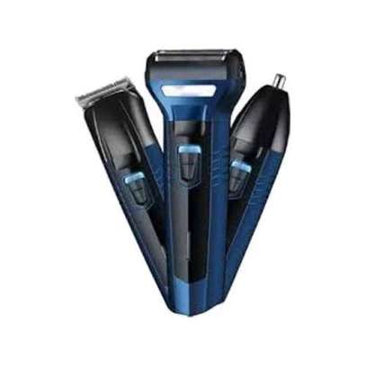 Geemy  3 in 1 Rechargeable Hair Trimmer image 1