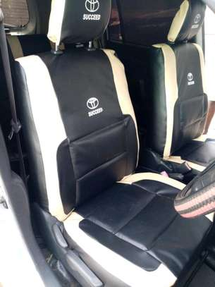 SUCCEED DURABLE CAR SEAT COVERS image 3