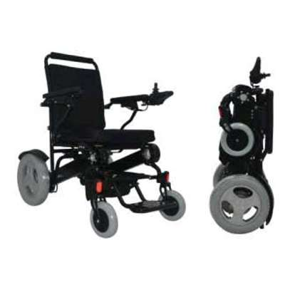 Foldable Electric Wheelchair.