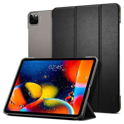 Smart Silicone Foldable Case For iPad Pro 11 2020/iPad Pro 12.9 2020[No iPencil Holder] image 10