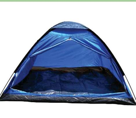 4 Person Camping Tent with Fly sheet