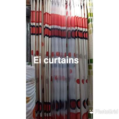 Brand new curtains and sheers image 2