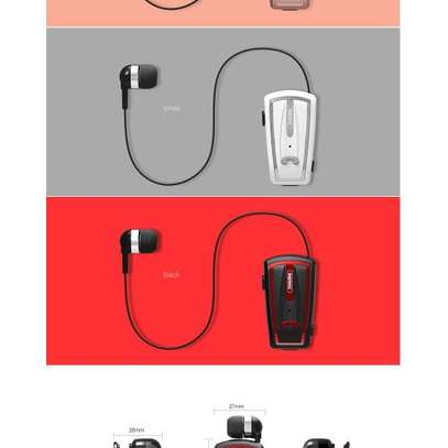 Remax Clip On Bluetooth Headset image 2