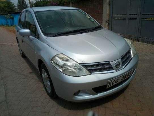 Nissan Tiida Latio image 3