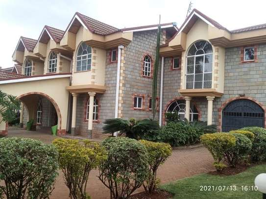 Spacious 4 bedroom home to to let@ Garden estate image 8