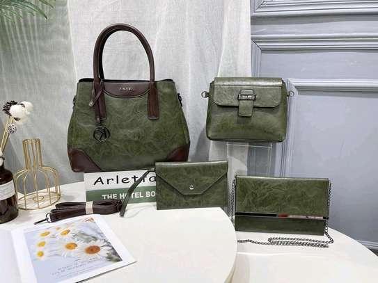 4 in 1 quality handbags image 2