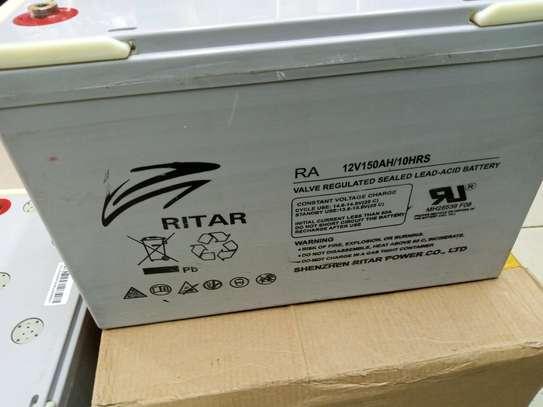 100AH MF RITAR BATTERY image 1