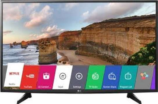 LG  49 inch smart TV image 1